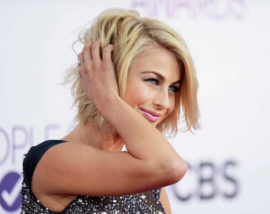 Actress Julianne Hough attends the 39th Annual People's Choice Awards at Nokia Theatre L.A. Live on Jan. 9, 2013 in Los Angeles, California. Photo: Jason Merritt, Getty Images / 2013 Getty Images