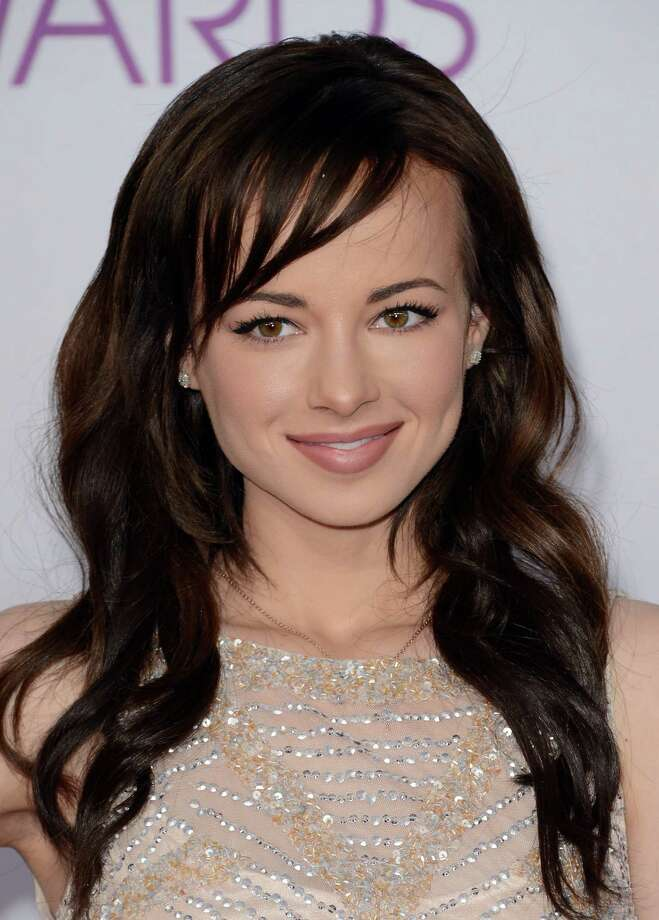 "Actress Ashley Rickards from MTV's ""Awkward.""  Photo: Jason Merritt, Getty Images / 2013 Getty Images"