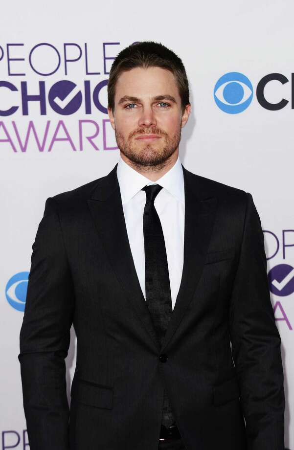 Actor Stephen Amell attends the 39th Annual People's Choice Awards. Photo: Jason Merritt, Getty Images / 2013 Getty Images