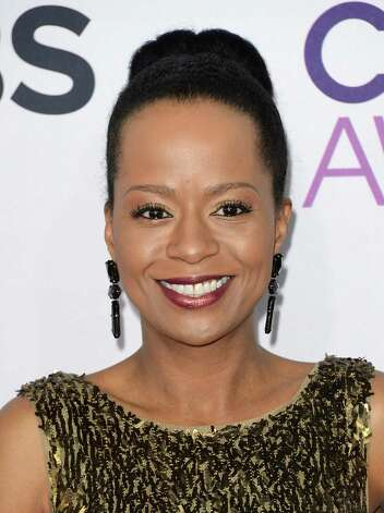 Actress Tempest Bledsoe attends the 39th Annual People's Choice Awards at Nokia Theatre L.A. Live on Jan. 9, 2013 in Los Angeles, California. Photo: Jason Merritt, Getty Images / 2013 Getty Images