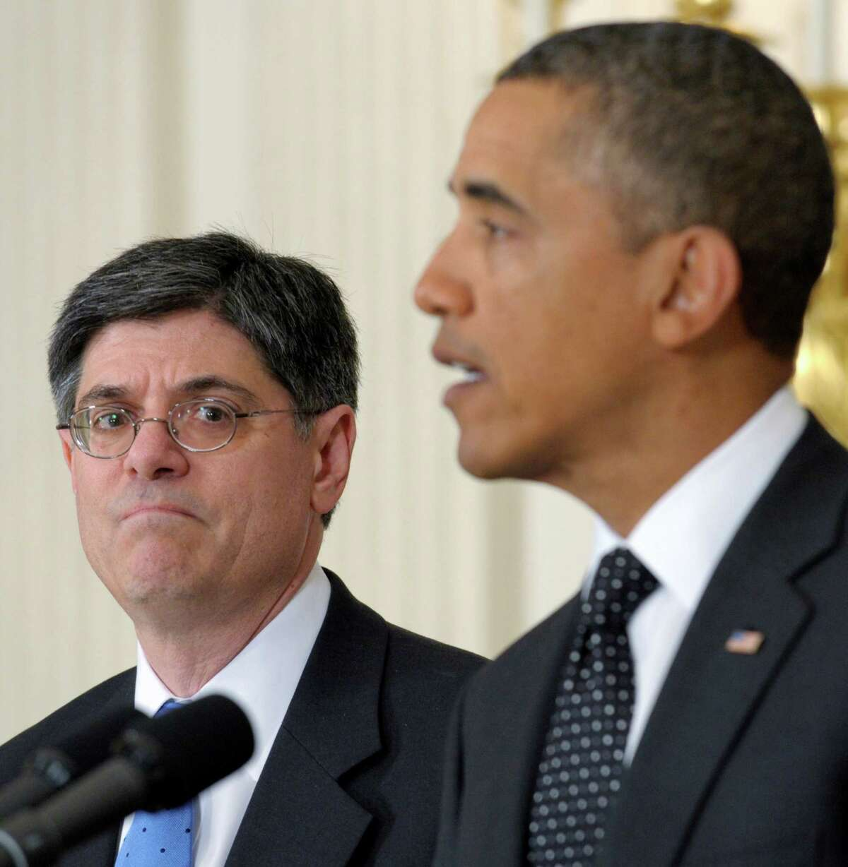 Jack Lew is expected to be named Treasury secretary by President Barack Obama this week.
