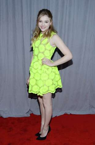 Chloë Grace Moretz attends the 34th Annual People's Choice Awards at Nokia Theatre L.A. Live on Jan. 9, 2013 in Los Angeles, California. Photo: Jason Kempin, Getty Images For PCA / 2013 Getty Images