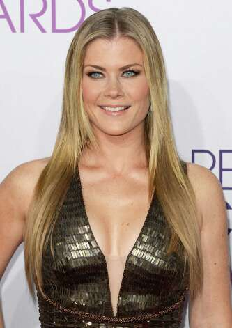 Actress Alison Sweeney attends the 39th Annual People's Choice Awards. Photo: Jason Merritt, Getty Images / 2013 Getty Images