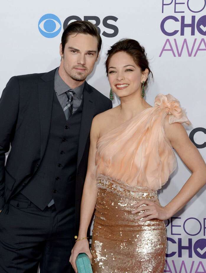 Actors Jay Ryan and Kristin Kreuk. Photo: Jason Merritt, Getty Images / 2013 Getty Images