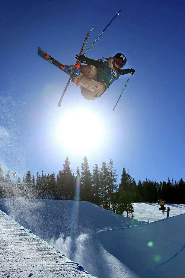 "Other ""Olympic firsts"" coming up in Sochi:The new ski halfpipe competition will have women's finals on Tuesday, February 18, and men's finals on Thursday, February 20. Photo: Doug Pensinger, Getty Images / 2013 Getty Images"