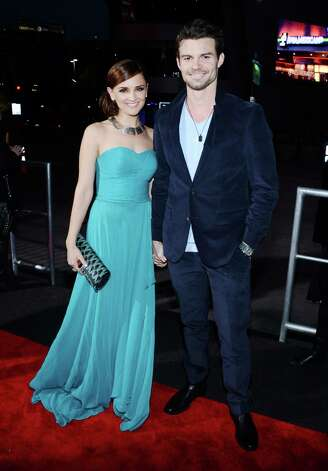 Actress Rachael Leigh Cook and husband Daniel Gillies . Photo: Jason Kempin, Getty Images For PCA / 2013 Getty Images