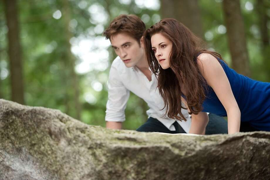 Worst actress nominee: Kristen Stewart, in 'Breaking Dawn Part 2.'  (file photo) Photo: Doane Gregory,  Handout