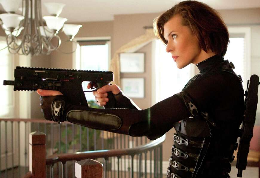 Worst Actress nominee: Milla Jovovich, in 'Resident Evil: Retribution.' Has Jovovich ever bee