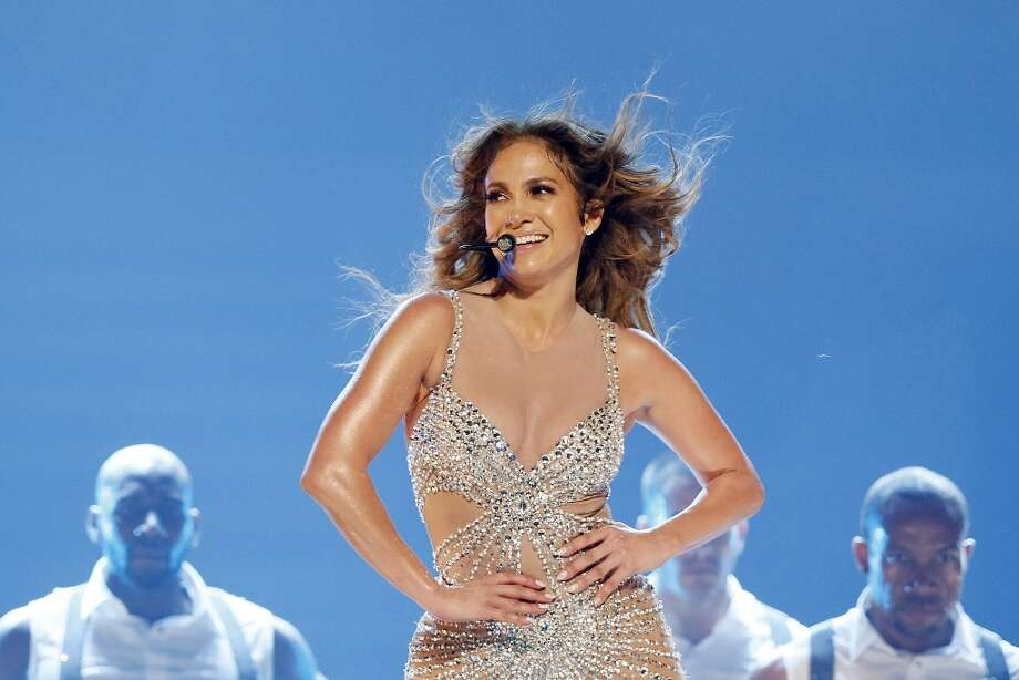 Worst supporting actress nominee: Jennifer Lopez, in 'What to Expect When Expecting.' Who thought this book would make a good movie? Photo: KENZO TRIBOUILLARD, AFP/Getty Images / 2012 AFP