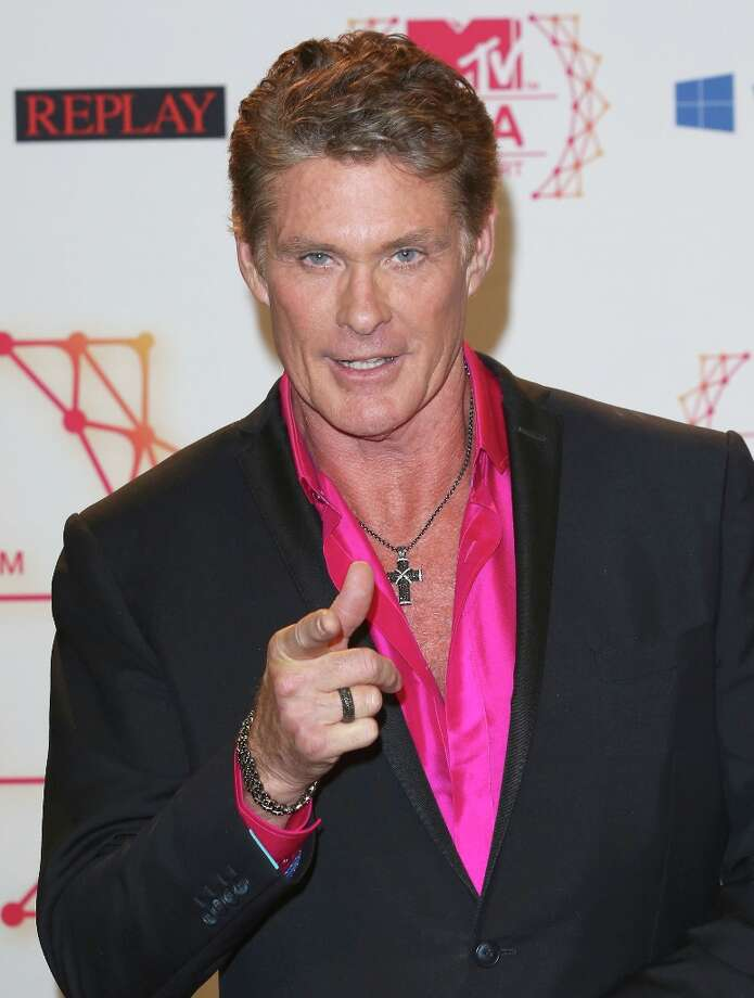 Worst supporting actor nominee: David Hasselhoff, in 'Piranha 3D.' Probably not fair, because there was only so much acting he could do in such a movie. Photo: Tim Whitby, Getty Images For MTV / 2012 Getty Images