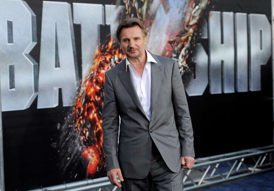 Worst supporting actor nominee: Liam Neeson, in 'Battleship' and 'Wrath of the Titans.' Photo: Chris Pizzello, AP