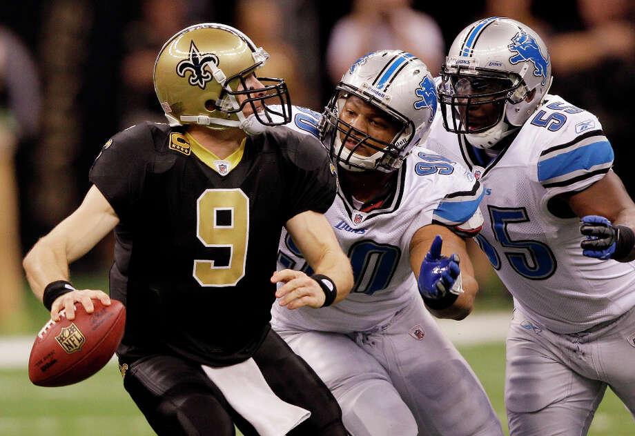 19. Saints-LionsSaturday, Jan. 7. Channel 2Watched by: 855,000 Photo: David J. Phillip, Associated Press / AP