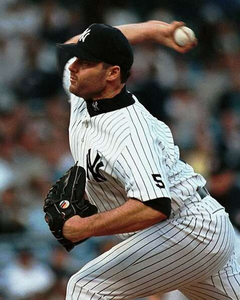 Roger Clemens, who earned seven Cy Young awards as his league's best pitcher, received 214 votes