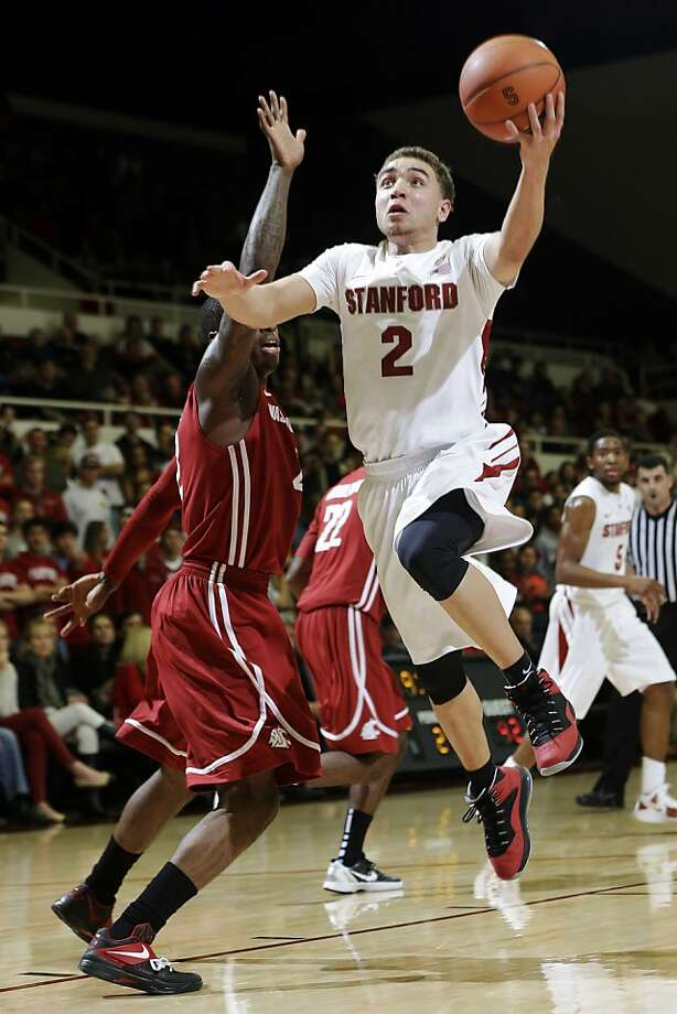 Aaron Bright was nearly perfect - 5-of-7 field goals, 8-of-8 foul shots. Photo: Marcio Jose Sanchez, Associated Press