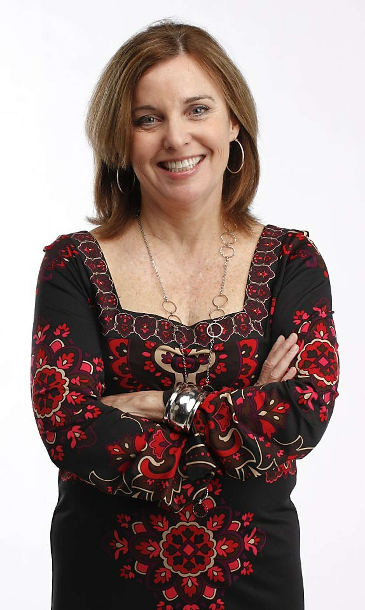 Ann Killion, Chronicle columnist, is seen on Monday, Dec. 10, 2012 in San Francisco, Calif.