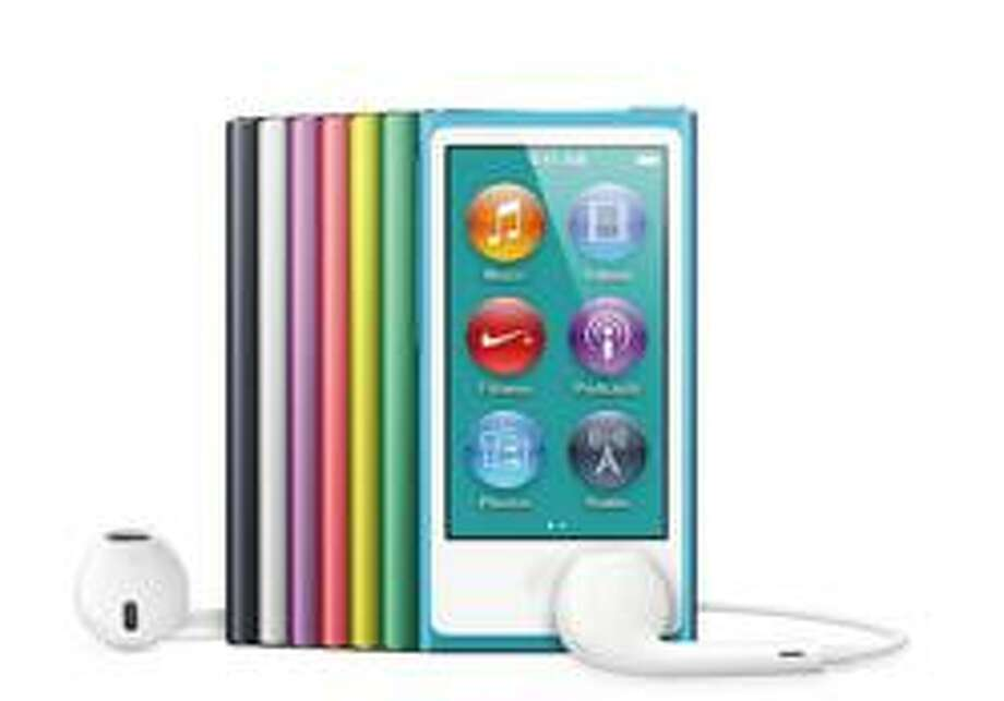 iPods: Load iPods with all their favorite songs, then you don't have to worry about fighting over the radio. Photo: PRWeb
