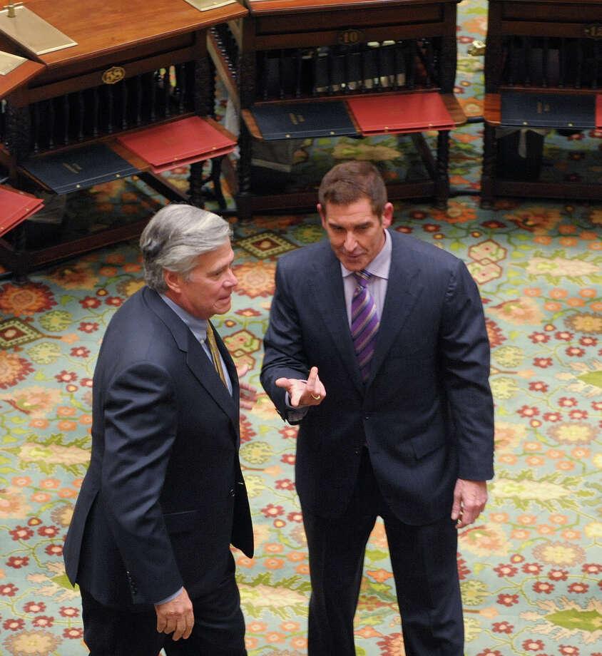 State Senate Reconvenes Under Its New Coalition