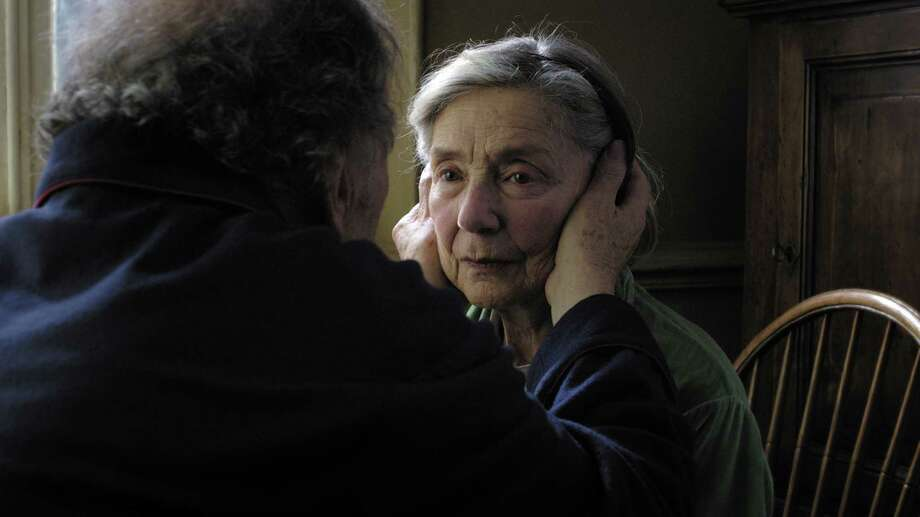 "Emmanuelle Riva iearned an Oscar nomination for her role in ""Amour."" Photo: Sony Pictures Classics / Sony Pictures Classics"