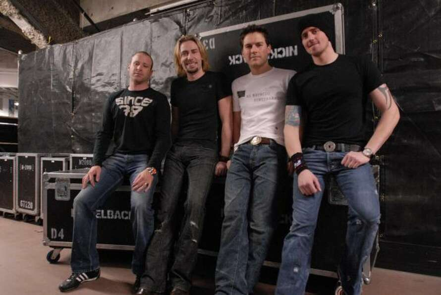 Mock them all you want, but Nickelback is still more liked than Congress. (AP Photo)