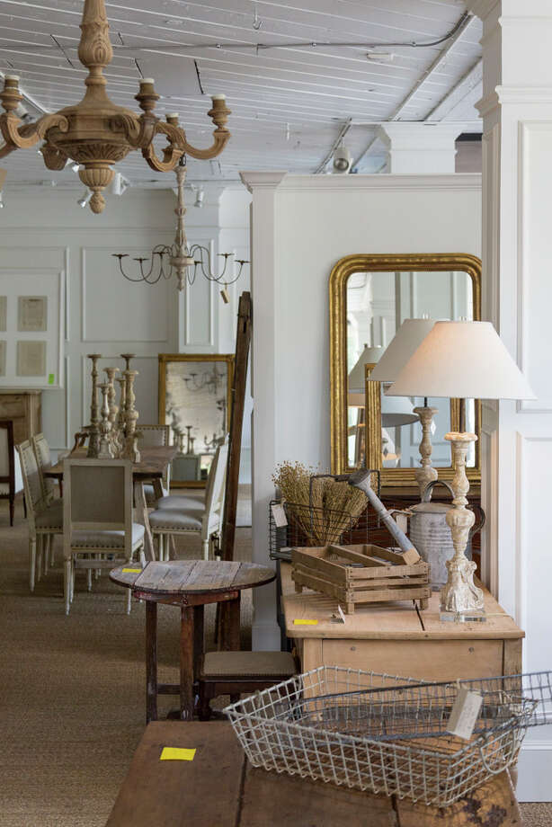 European antiques from the 18th century are available at Ex Domus, 2129 Westheimer, 713-530-1909, exdomusinteriors.com Photo: Michael Paulsen, Staff / © 2013 Houston Chronicle