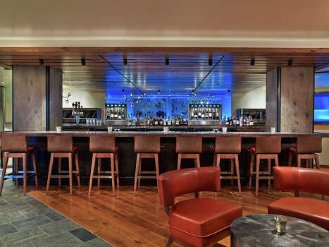 The bar at Snowmass Kitchen, the restaurant at the new Westin Snowmass Resort. / Westin