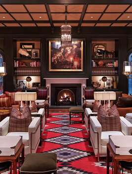 Hotel Jerome recently reopened in Aspen. / Auberge Resorts