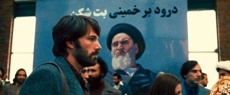 "Ben Affleck's ""Argo"" combined a history lesson with the opening credits. Photo: Smokehouse Productions, Outnow.ch"