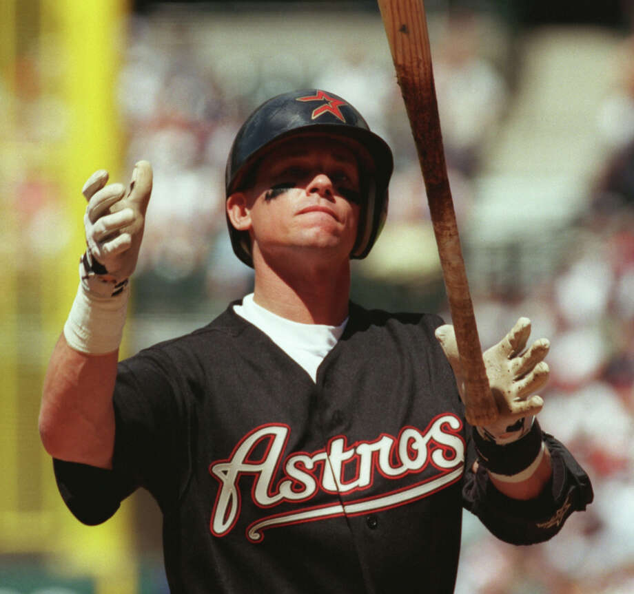 In 2000, Biggio and the Astros helped open what was then named Enron Field. It was later Astros Field and currently Minute Maid Park.