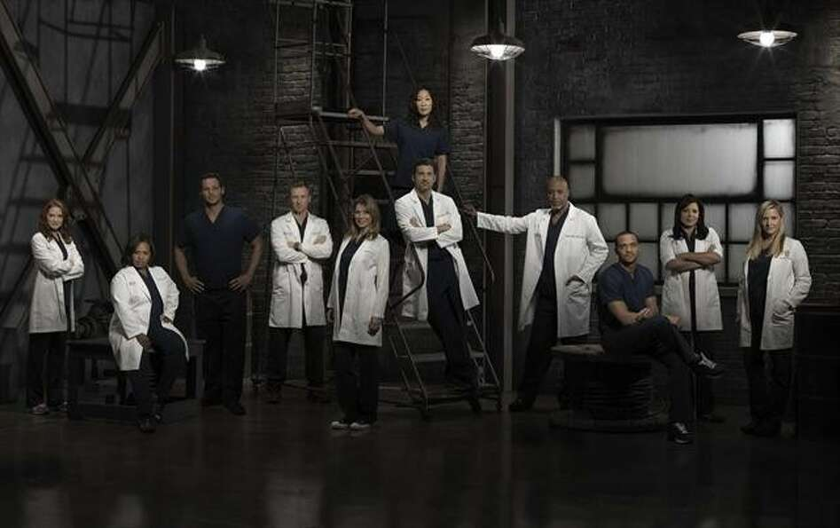Grey's Anatomy: 8 p.m. ABCReturns Jan. 10