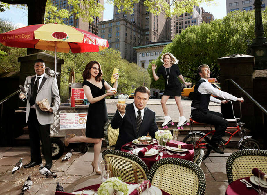 30 Rock: 7 p.m. NBCReturns Jan. 10 Photo: Art Streiber, Art Streiber/NBC / ? NBC Universal, Inc.
