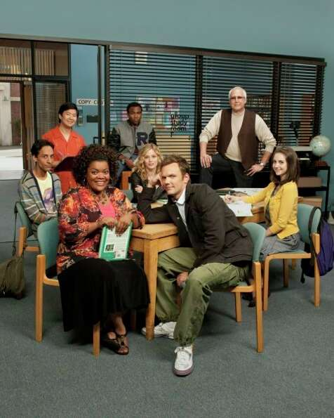 Community: 7 p.m. NBCPremieres Feb. 7