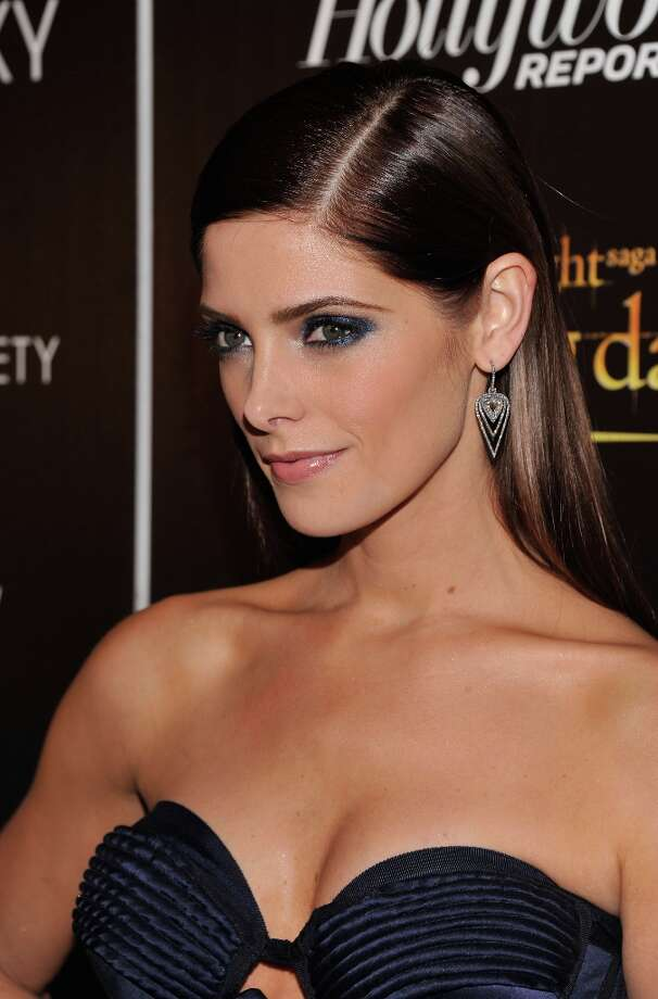 Worst Supporting Actress nominee: Ashley Greene, in The Twilight Saga: Breaking Dawn Part 2. Photo: Stephen Lovekin, Getty Images / 2012 Getty Images