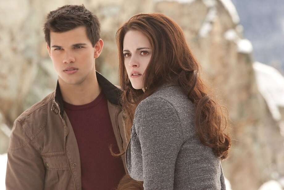 Worst Supporting Actor nominee: Taylor Lautner, in The Twilight Saga: Breaking Dawn Part 2. The badness just continues. (Photo: Andrew Cooper, Summit Entertainment)