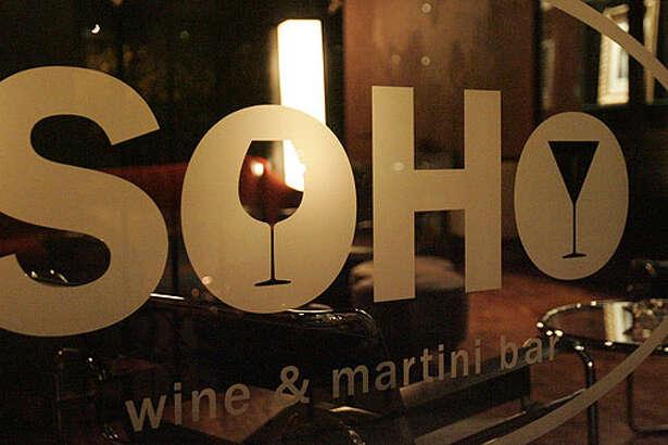 (For 210SA) Soho Wine and Martini Bar in San Antonio, Texas on Thursday, November 8, 2007. (ALICIA WAGNER CALZADA/ SPECIAL TO 210SA)