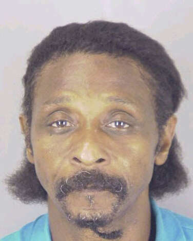 Name: Cotiel Hoyle.  Age: 50.  Wanted for: Robbery, felony theft, assault.  (Photo: BPD)