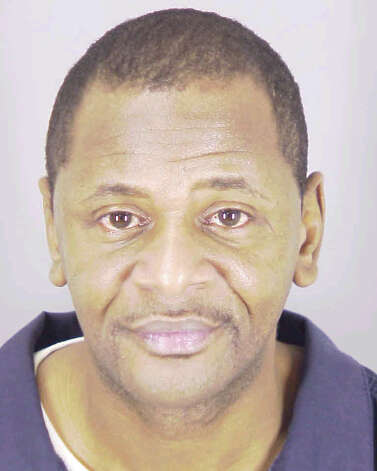 Name: Harold Sayrie.  Age: 46.  Wanted for: Burglary of a building, burglary of a habitation.    (Photo: BPD)