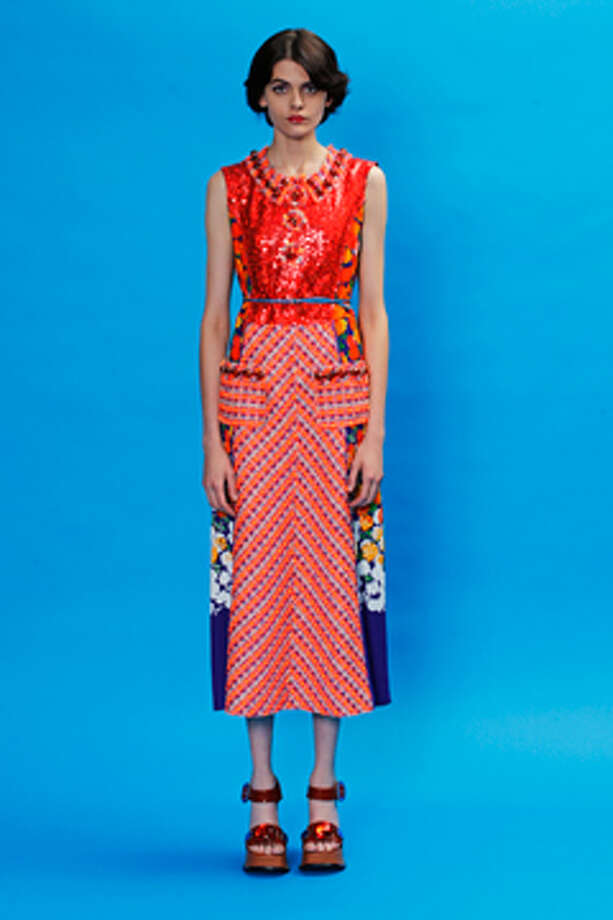 Marc Jacobs Resort Collection 2012 Photo: ©DAN AND CORINA LECCA / ©DAN & CORINA LECCA