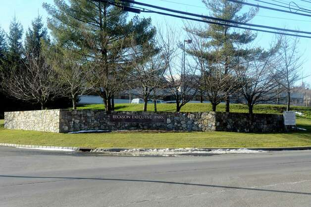 The front of the Reckson Executive Park at 1100 King St., at Rye Brook, N.Y., Jan. 7, 2013, where a proposed four-rink ice arena, to be located at the rear of the property, received the stamp of approval recently from the Rye Brook Planning Board. Photo: Helen Neafsey / Greenwich Time