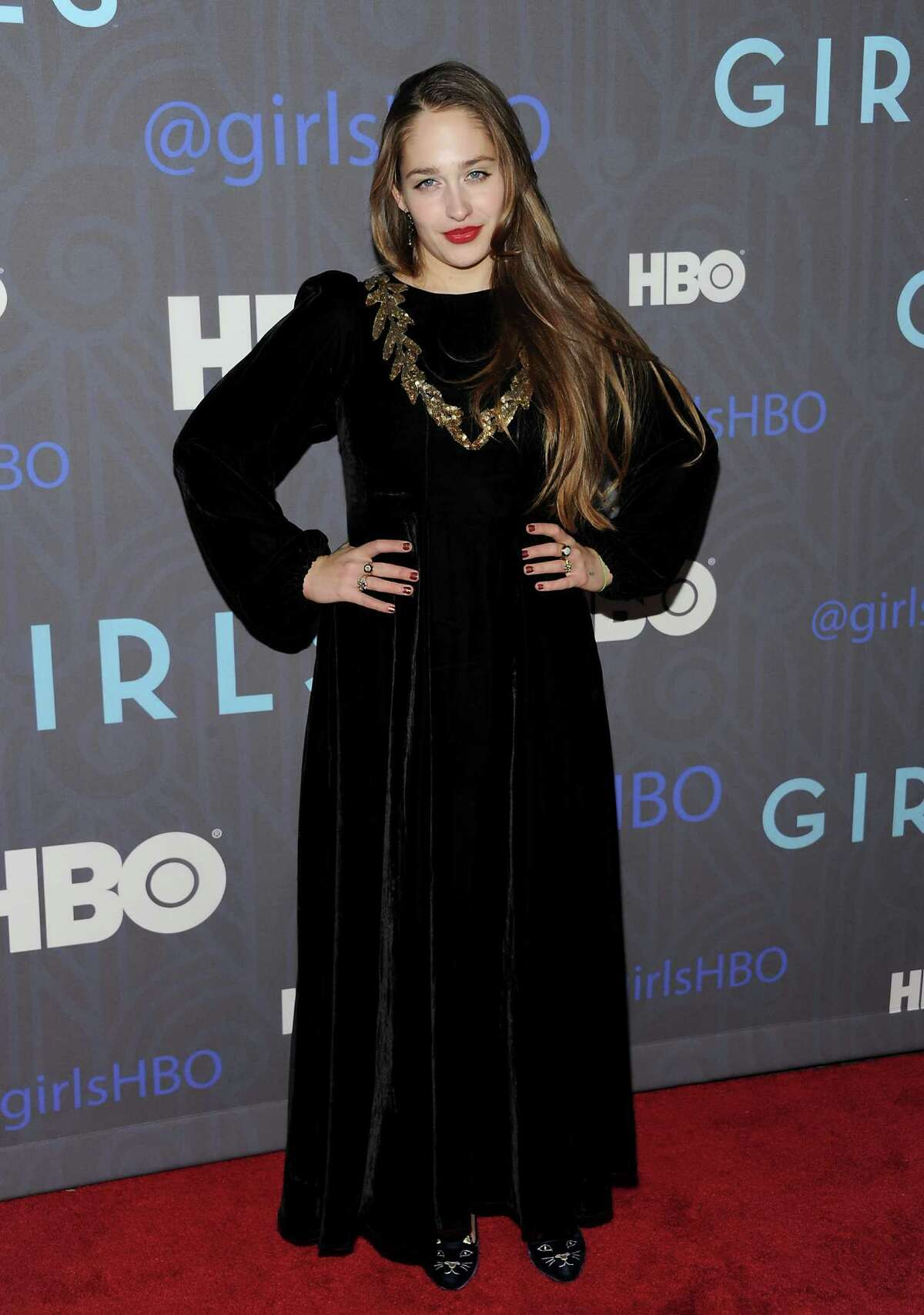 Actress Jemima Kirke attends the HBO premiere of