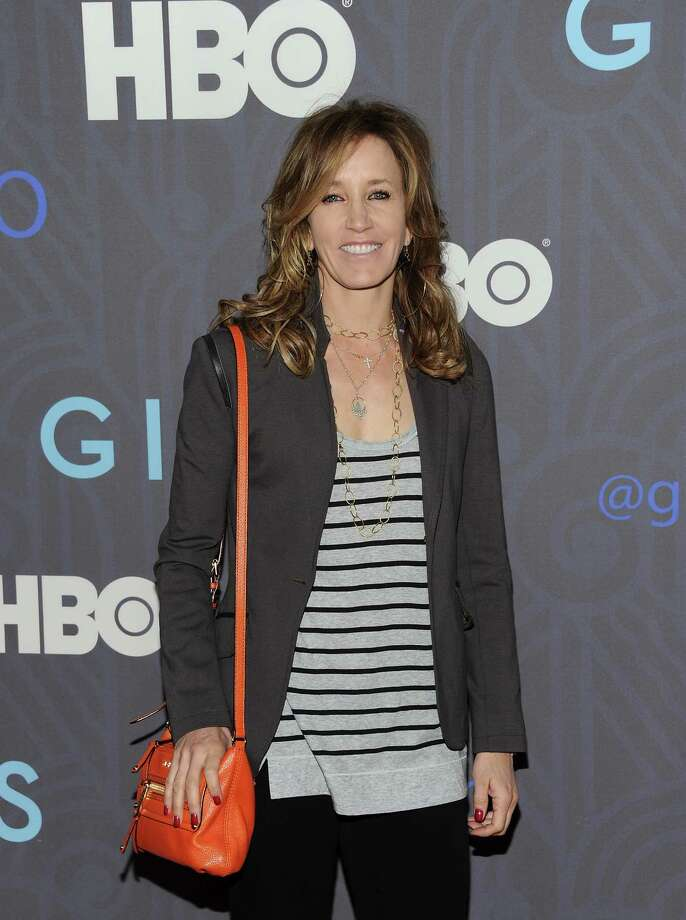 "Actress Felicity Huffman attends the HBO premiere of ""Girls"" at the NYU Skirball Center on Wednesday, Jan. 9, 2013 in New York. Photo: Evan Agostini, Evan Agostini/Invision/AP / Invision"
