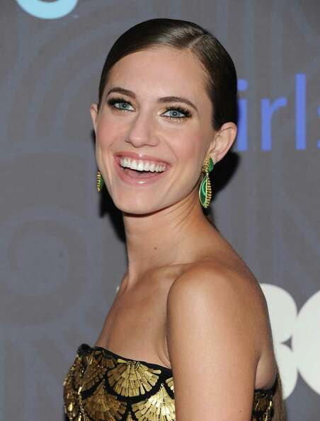 Actress Allison Williams attends the HBO premiere of