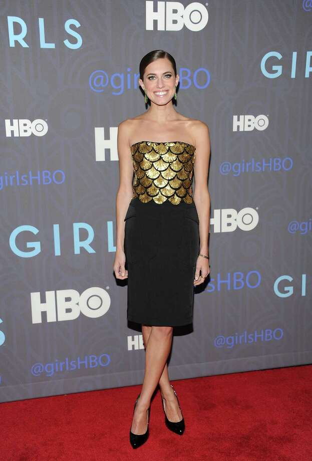 "Actress Allison Williams attends the HBO premiere of ""Girls"" at the NYU Skirball Center on Wednesday, Jan. 9, 2013 in New York. Photo: Evan Agostini, Evan Agostini/Invision/AP / Invision"