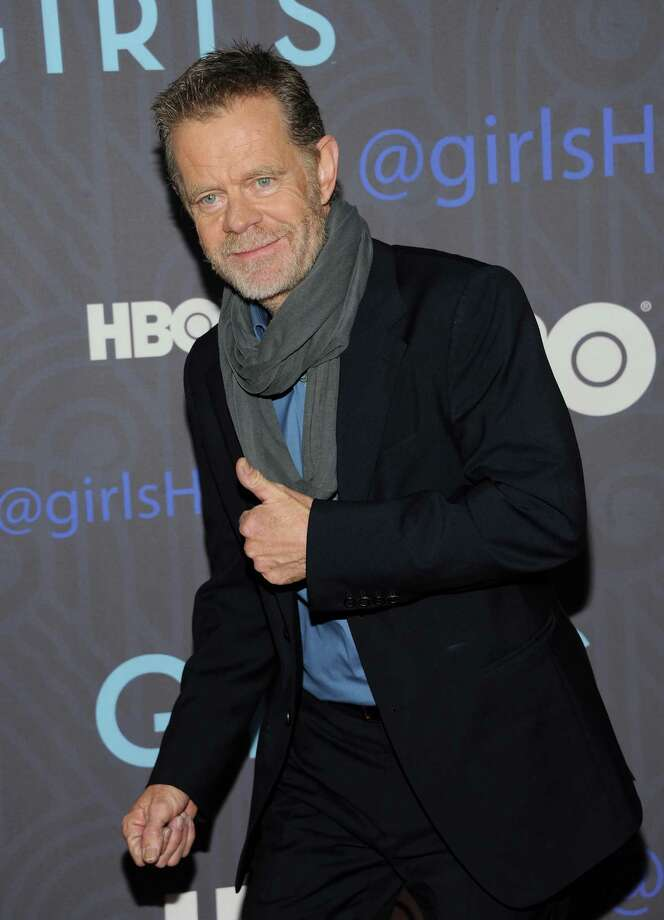 "Actor William H. Macy attends the HBO premiere of ""Girls"" at the NYU Skirball Center on Wednesday, Jan. 9, 2013 in New York. Photo: Evan Agostini, Evan Agostini/Invision/AP / Invision"