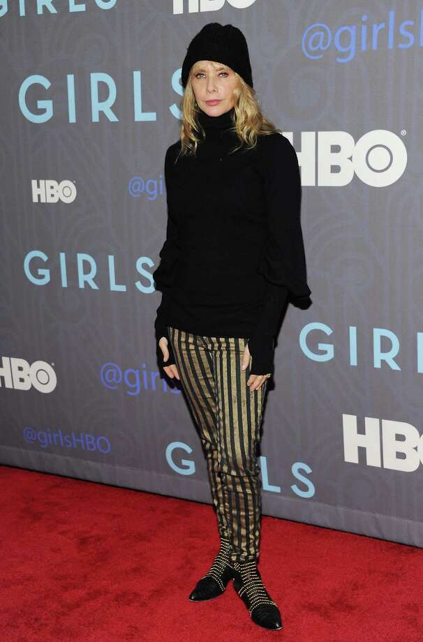 "Actress Rosanna Arquette attends the HBO premiere of ""Girls"" at the NYU Skirball Center on Wednesday, Jan. 9, 2013 in New York. Photo: Evan Agostini, Evan Agostini/Invision/AP / Invision"