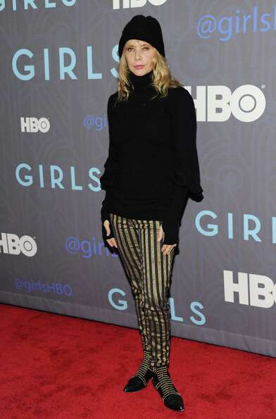 Actress Rosanna Arquette attends the HBO premiere of