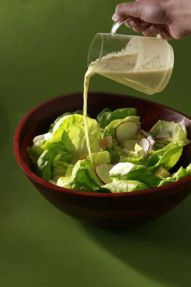Buttermilk Salad Dressing Photo: Craig Lee