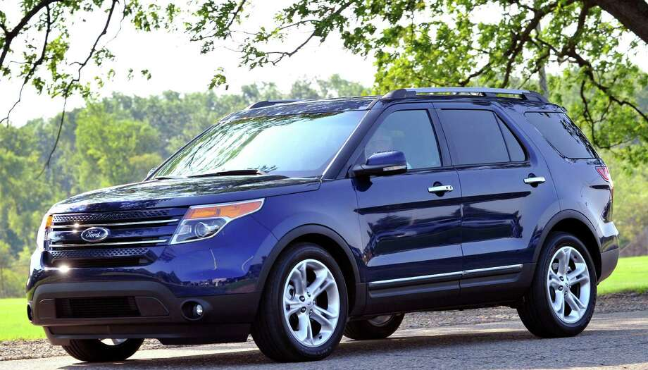 The 2013 Ford Explorer may have a unibody chassis, but it still has room for up to seven people and most of the functionality of its previous truck-based generations. It has a roomy and comfortable interior, decent power and lots of high-tech options. Photo: Ford Motor Co. / © 2011 Ford Motor Company