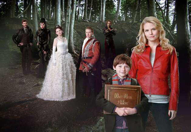 "The cast of ""Once Upon a Time."" (ABC/CRAIG SJODIN) Photo: Craig Sjodin / © 2011 American Broadcasting Companies, Inc. All rights reserved"