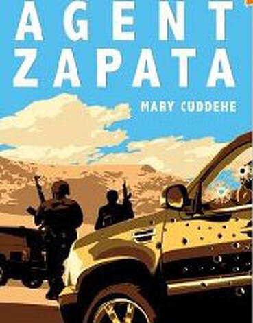"Ebook ""Agent Zapata"" by Mary Cuddehe"