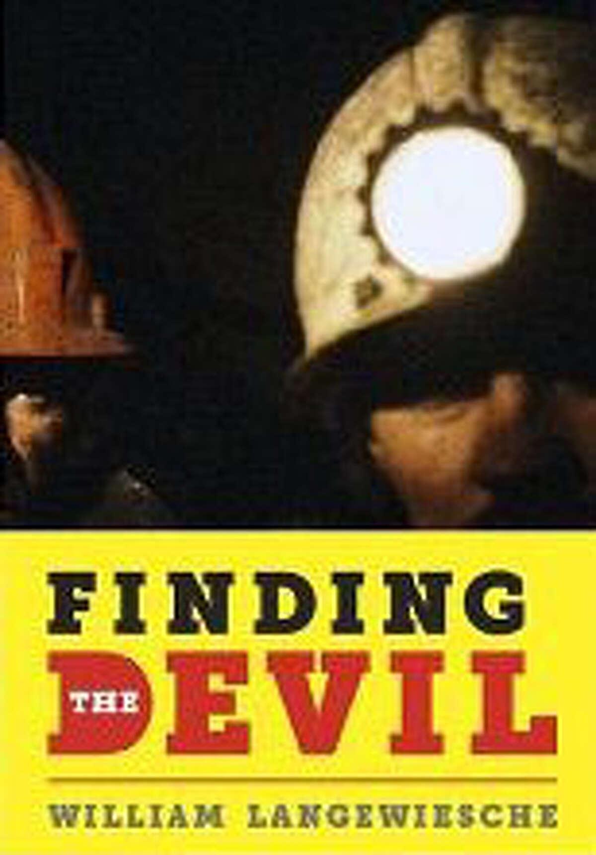 """""""Finding the Devil"""" by William Langewiesche"""